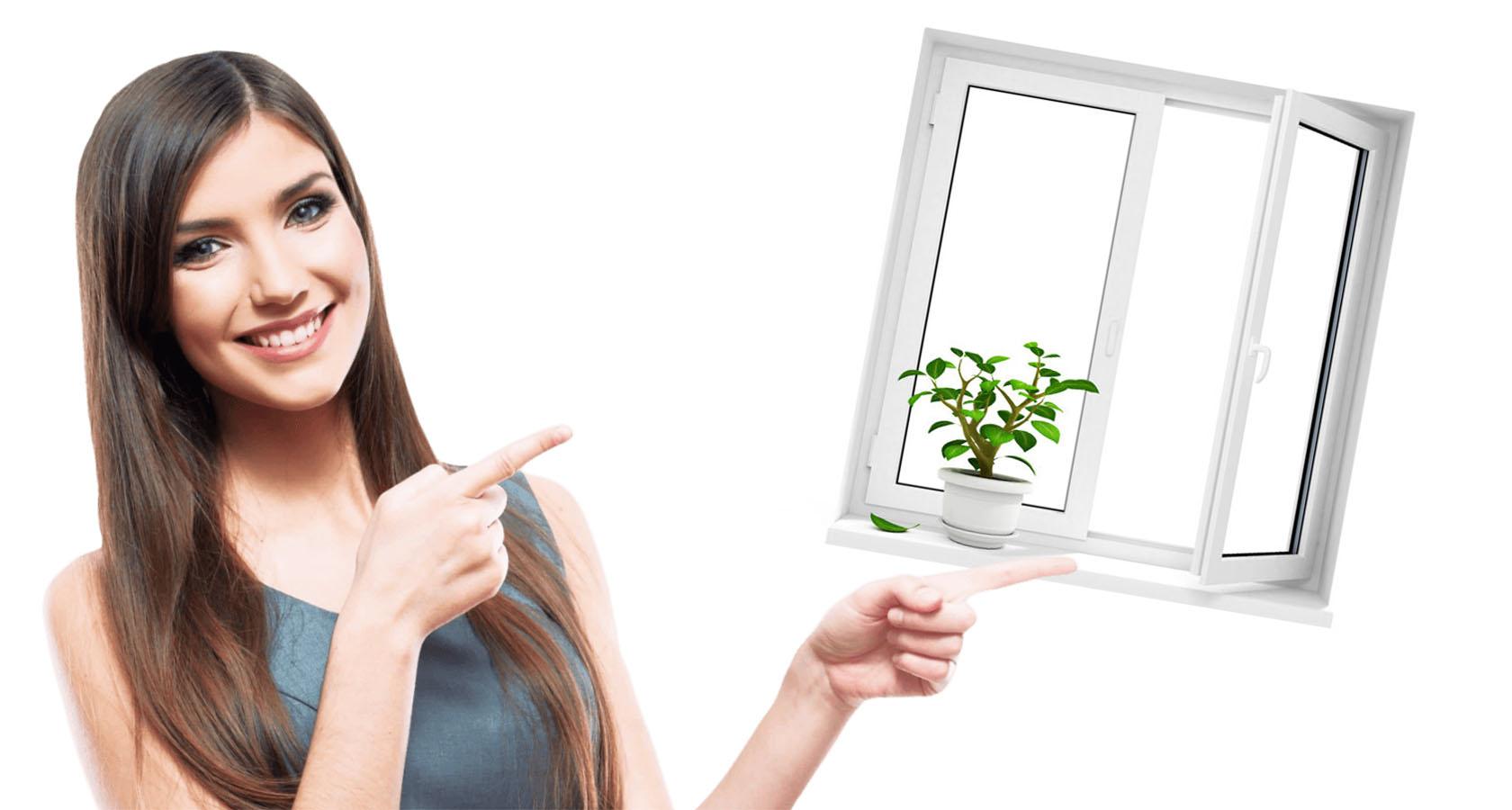 Рассрочка на окна ПВХ
